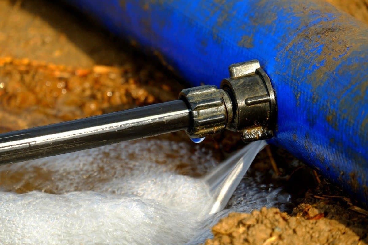 detecter fuite d'eau